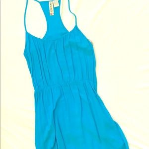 Mimi Chica Turquoise Dress